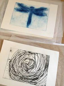 drypoint-prints