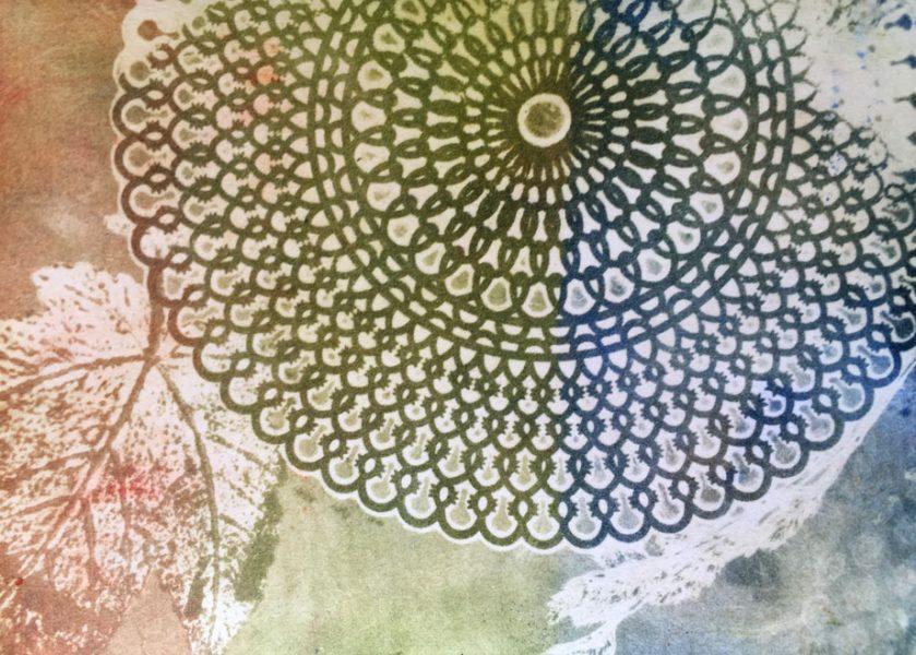 Solarplate print